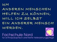 fsn im überblick - Fachschule Nord in Kiel