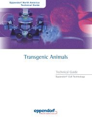 Transgenic Animals - Eppendorf AG