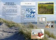 Machen Sie Urlaub bei Familie Thomas in Süddorf auf Amrum