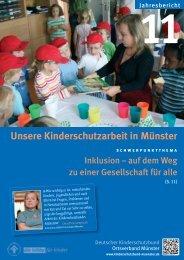 Jahresbericht 2011 (PDF/3 MB) - Kinderschutzbund