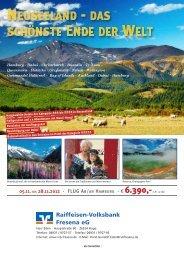 4 Seiten - Raiffeisen-Volksbank Fresena