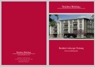 Exposé für die Residenz Limburger Postweg als PDF