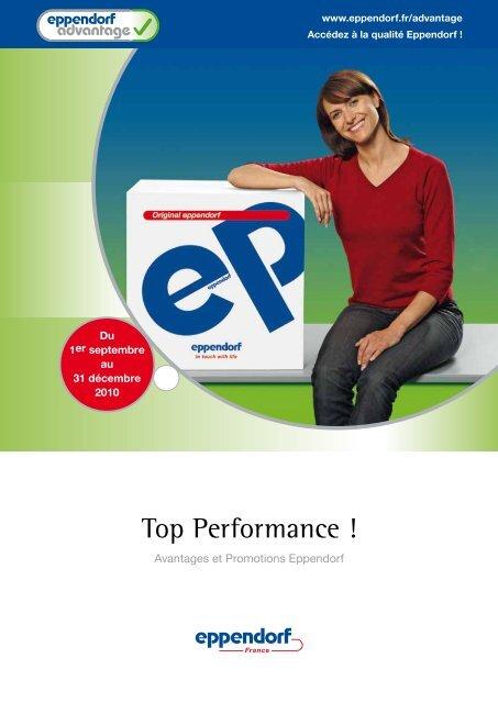 Top Performance ! - Eppendorf