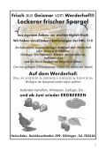 Nachrichtenblatt Mai 2006 - Werbegemeinschaft Geismar ... - Page 3