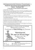 Nachrichtenblatt Mai 2006 - Werbegemeinschaft Geismar ... - Page 4