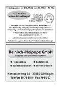 Nachrichtenblatt Mai 2006 - Werbegemeinschaft Geismar ... - Page 7
