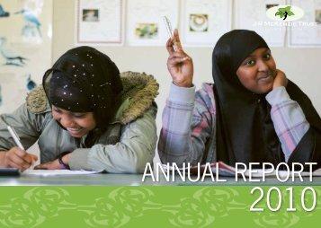 AnnuAl RepoRt - JR McKenzie Trust