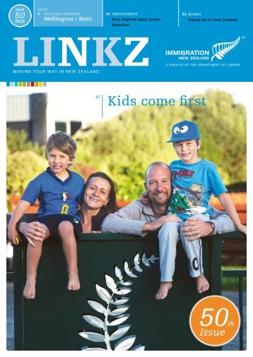 linkz 50, 2012 - Settlement Support