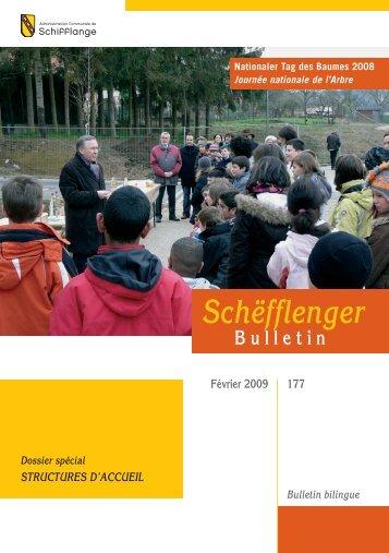Bulletin 177 en Pdf - Schifflange