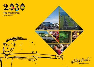 The Master Plan - Wellington International Airport