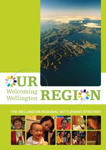 The Wellington Regional Settlement Strategy - Settlement Support