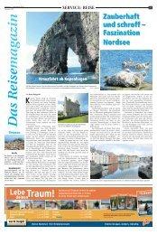 SVO: Das Reisemagazin 3. November 2012 - Marler Zeitung