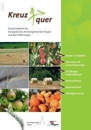 lesen/drucken/download - Kirchengemeinde Singen