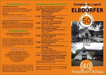 Kindertag am 1. Mai Bülkau - Club - Evangelische Jugend Elbdörfer