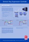 Genesis Slug Suppression Controller - Page 3