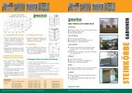 ZINK-ALU ULTRA-BESCHICHTET - Weyland GmbH