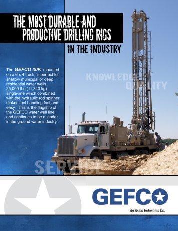 Download GEFCO 30K Spec Sheet