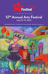 57th Annual Arts Festival - South Shore Art Center
