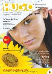 August 2012 - HUGO-Journal