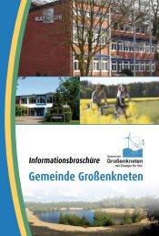 Informationsbroschüre der Gemeinde Großenkneten (NEU)