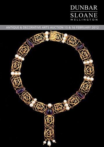 to download Antique Auction 15 - Dunbar Sloane