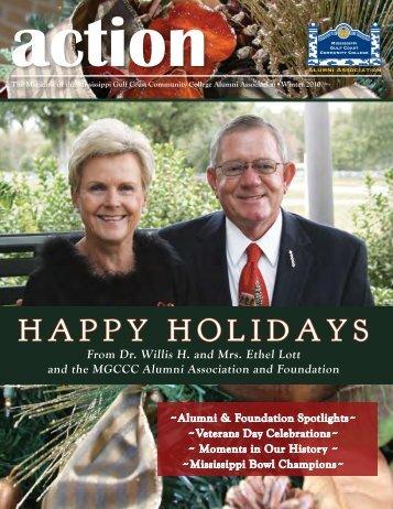 HAPPY HOLIDAYS - MGCCC.edu