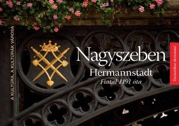 Fiatal 1191 óta - Sibiu Turism