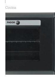 Cocina - Fagor