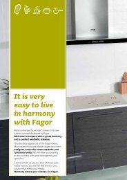 Download catalogue in pdf - Fagor