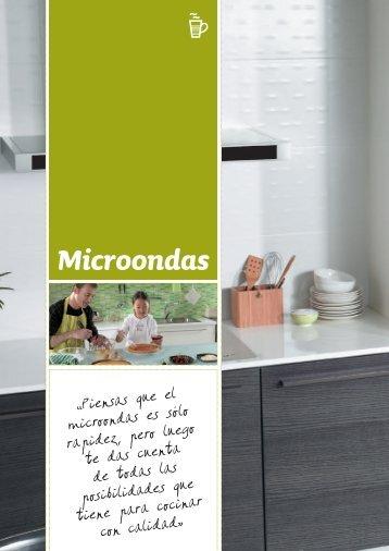 microondas 17 litros con marco de encastre integrado - Fagor