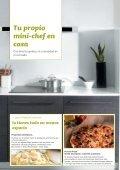 microondas 17 litros con marco de encastre integrado - Fagor - Page 3