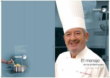 Manual de instrucciones pdf Fagor CALI 3T - Onyougo.es