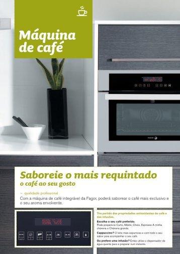 Máquina de café - Fagor