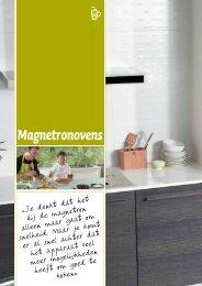 Magnetrons 23 en 17 liter - Fagor