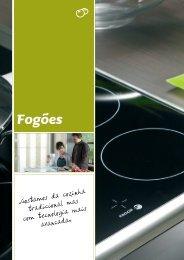Transferência de catálogo em PDF - Fagor