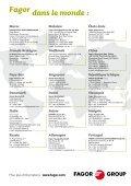 Télécharger catalogue en PDF - Fagor - Page 7