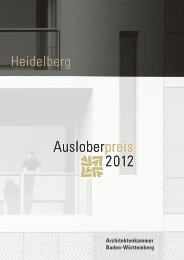 PDF, 4788 KB - Architektenkammer Baden-Württemberg