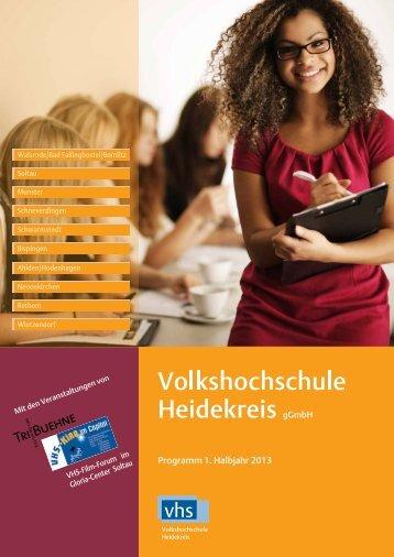 Ich beweg' mich! - Volkshochschule Heidekreis gGmbH