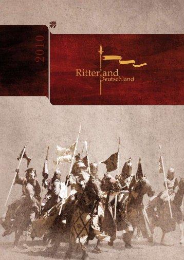 4.3 Kloster - Ritterland Deutschland