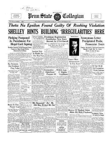 SHELLEY HINTS BUILDING IRREGULARITIES' HERE