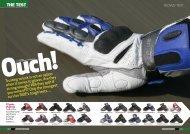 gloves test - BKS Leather