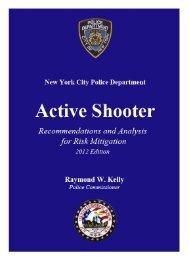 Active Shooter - NYPD Shield