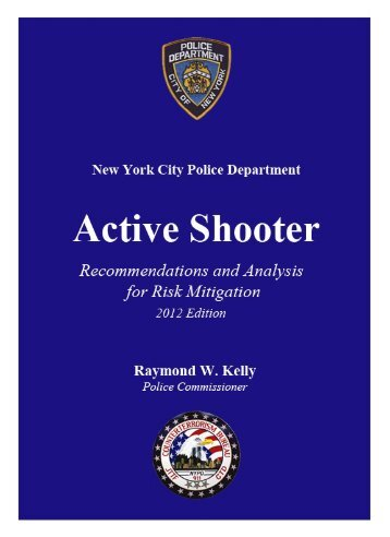 Active Shooter - NYPD Shield