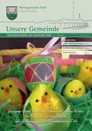Ausgabe April 2012 - Marktgemeinde Dobl