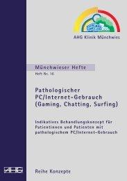 Pathologischer PC/Internet-Gebrauch - AHG Allgemeine ...