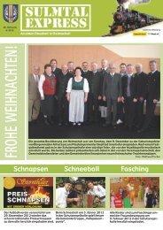 FROHE W EIHNACHTEN! - Gemeinde Heimschuh