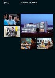 Arbeiten bei ERCO (.pdf)