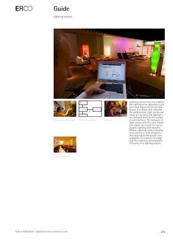 Light Guide - Erco