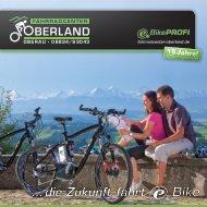 … die Zukunft fährt - Fahrradcenter Oberland