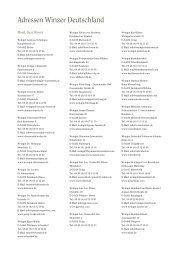 Winzeradressen Deutschland als PDF-Download